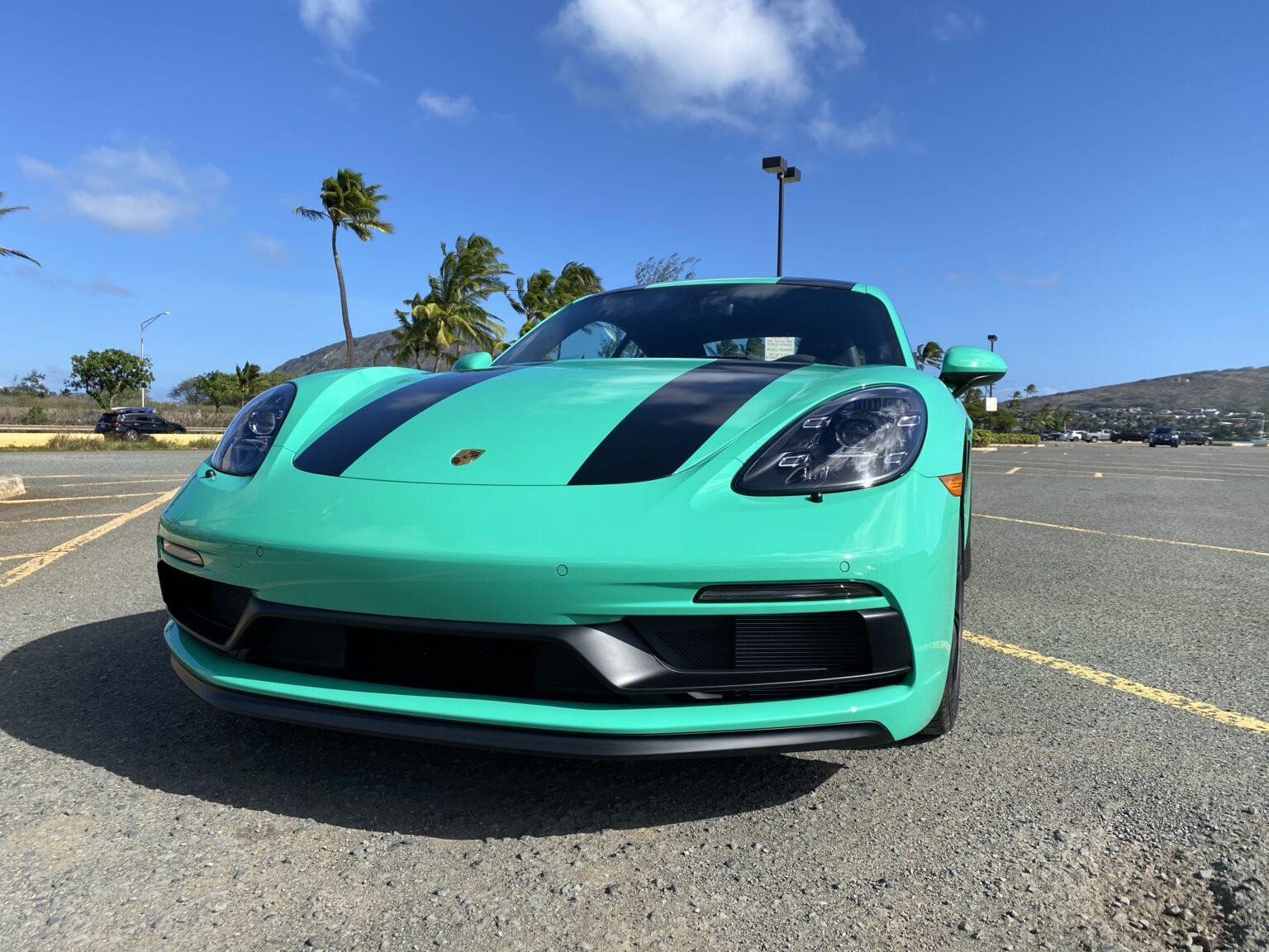 Porsche Cayman GTS3